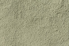 Green concrete wall in harmonic pattern Stock Photo