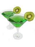 Green cordial Royalty Free Stock Photos