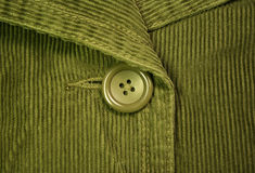 Green corduroy 5 Royalty Free Stock Photo