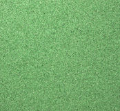Green cork board texture Stock Photography