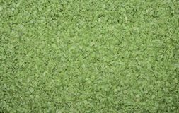 Green cork texture Royalty Free Stock Images