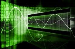 Green Corporate Data Diagram
