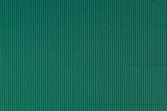Green Corrugated Paper Royalty Free Stock Image