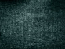 Green  Cotton Background. Green Cotton Background & Texture old Royalty Free Stock Photo
