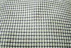 Green Cotton Fabric Stock Photography
