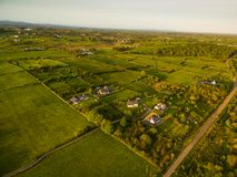 Green countryside of Ireland royalty free stock photos