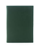 Green cover book Stock Photo