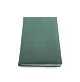Green cover book Royalty Free Stock Photos