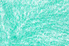 Green crayon drawings background texture Stock Image