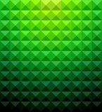 Green crystal texture. Royalty Free Stock Images