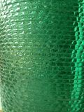 Green crystal Stock Photo