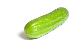 Green cucumber Stock Images