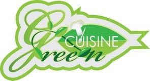 Green cuisine Stock Photography