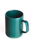 Green cup Stock Image