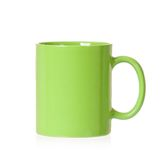 Green cup Royalty Free Stock Photo