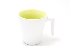 Green Cup Stock Photography