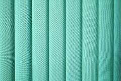 Green curtain background Stock Photography