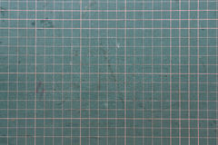 Green cutting mat Royalty Free Stock Photography