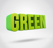Green Royalty Free Stock Photos