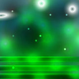 Green dark background. Green dark abstract background and white rays Stock Photos