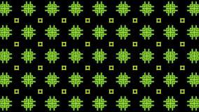 Green and dark pattern backgroundd Royalty Free Stock Photo