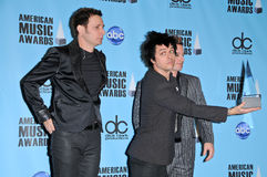 Green Day Stockfoto