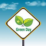 Green day Stock Photos