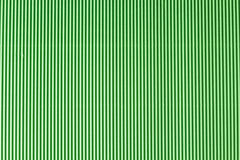Green decorative zigzag surface paper closeup Royalty Free Stock Photo