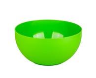 Green deep dish Stock Photos