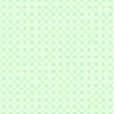 Green diamond pattern. Seamless vector Royalty Free Stock Images
