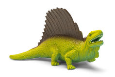 Green Dinosaur Royalty Free Stock Photography