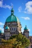 Green Dome在维多利亚 免版税库存图片