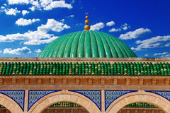 Green Dome Royalty Free Stock Photo