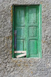 Green door Stock Image