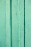 Green door retro wooden. Stock Image