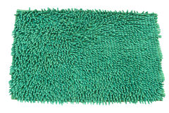 Green doormat Stock Photos