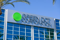 Green Dot Corporation Corporate Headquarters Stock Image
