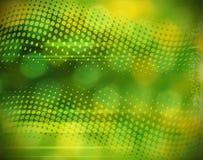 Green dots Royalty Free Stock Image