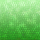 Green dots Stock Photography
