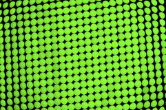 Green dots background Royalty Free Stock Photos