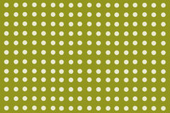 Green Dots Stock Photo