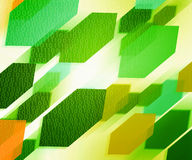 Green Download Concept Background Royalty Free Stock Image