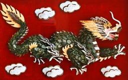 Green dragon Stock Photography