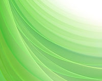 Green dream fractal background Royalty Free Stock Photography
