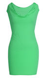 Green dress Royalty Free Stock Images