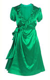 Green dress Stock Photography