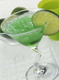 Green drink Stock Photography