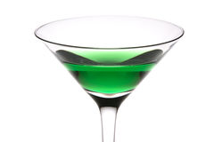 Green drink royalty free stock photos