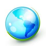Green Earth concept Royalty Free Stock Photos