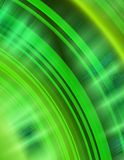 Green echo Stock Image